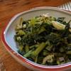 相模屋 - 料理写真:青菜炒め煮