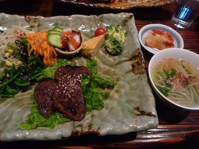 オットー新韓国料理