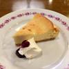 小田珈琲館 - 料理写真:ベイクドチーズケーキ