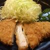 とんかつ 三金 - 料理写真:ロースカツ100g