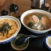 そば処羽衣町高尾亭 - 料理写真:夢のツーショット!