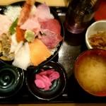 60054627 - 魚盛海鮮丼