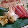 いこま寿司 - 料理写真:刺身の図