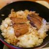まさ活 - 料理写真:うな丼定食のうなぎup