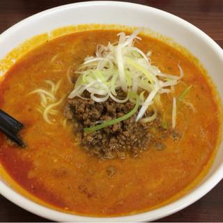 成都式担担麺 双六 - 料理写真:担担麺 800円