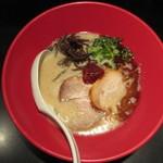 博多 一風堂 - 料理写真:赤味新味 850円
