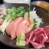 鶏嘉 - 料理写真:2016.12 至福の三点盛り(1,200円)白肝、ささみ、砂肝