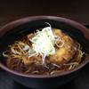 大黒そば - 料理写真:玉ねぎ天蕎麦