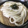 田舎うどん 源 - 料理写真:ざるうどん(*゚∀゚*)290円