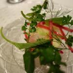 リストランテ プリマヴェーラ - 真鯛のカルパッチョ