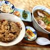 ときわ - 料理写真:中華そば定食