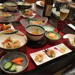 リヴァージュ・スパひきがわ - 料理写真:スタンダード御膳〜(^._−)−☆