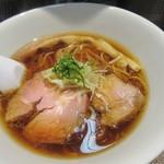 神保町 黒須 - チャーシュは2種。肉感あり。