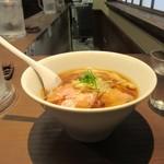 神保町 黒須 - 丼の形状