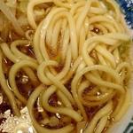 肉盛麺工房 ニク助 - 麺