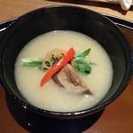 あか寅 - 料理写真:茄子の擦り流し