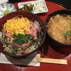 香名屋 - 料理写真:ネギトロ丼セット(1000円)