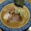 道玄家 - 料理写真:鶏豚煮干のトリプルラーメン