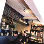 ブリティッシュ インディアン カフェ1930 -