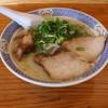 ラーメン峠 - 料理写真:ラーメン小(550円、斜め上から
