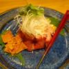 老虎菜 - 料理写真:本日のお刺身サラダ