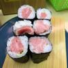 天下寿司 - 料理写真:ネタがまばらなトロ鉄火