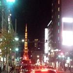 60132432 - お店の前から東京タワーが見えます(16-12)