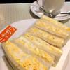 みやざわ - 料理写真:たまごサンド&ホットコーヒー
