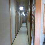 割烹 利助 - 廊下