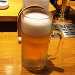 ローマ軒 - ビール