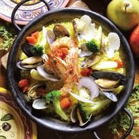 道産食材を本格的なスペイン料理で味わう