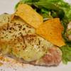 キッチン ラフト - 料理写真:201612 「豚ロースソテー アボガドチーズ」(950円)