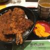 ヨーロッパ軒 - 料理写真:ミックスカツ丼 [エビフライ]