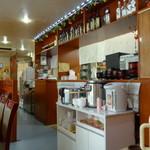 金龍美食  - 店内の様子