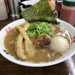 麺屋 庄太 - 【らぁ麺+煮玉子…800円】♫2016/12