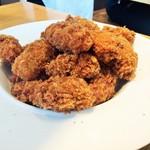 貝殻荘 - おかわり牡蠣フライその2(20個)