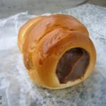 不二屋ベーカリー - チョコクリームパン