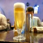 ダバインディア - ランチビール