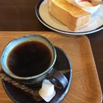カフェ ド ララ - 料理写真:モーニング