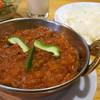 ミーナコキッチン - 料理写真:山羊カレーセット