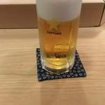 60179634 - 生ビール中 ♪