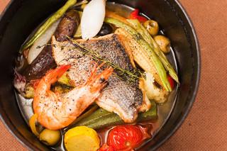 炉バルLO - 本日の鮮魚・ココット焼き