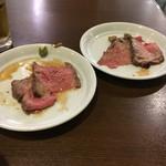 Y'sバイキングレストラン - ローストビーフ