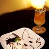 うさぎカフェ - 料理写真:ケーキプレートにはうさぎちゃんが♪