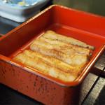 はし本 - 白焼き(並)