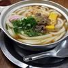 ことり - 料理写真:鍋焼きうどん