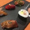 雉の酒場 - 料理写真:肉寿司!