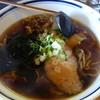 尾州 - 料理写真:しょうゆラーメン¥650-