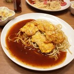 スパゲッティ・ハウス ヨコイ - ピカタ 850円