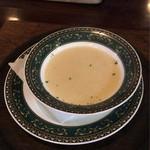 シャーロックホームズ - オニオンとキャベツのクリームスープ